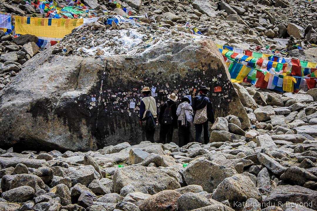 Mt Kailash trek Tibet 97