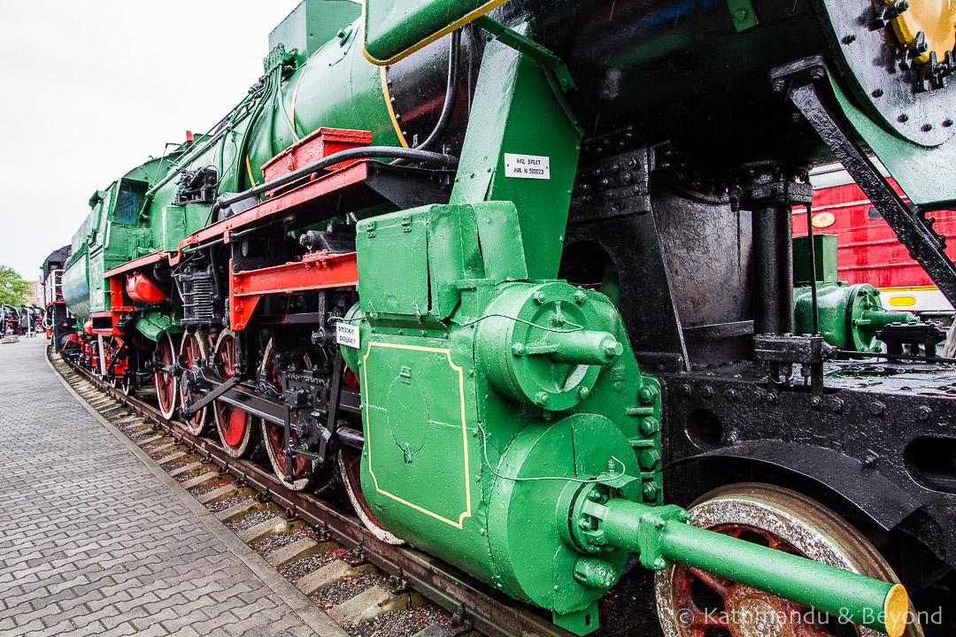 Museum of Railway Technology Brest Belarus-22