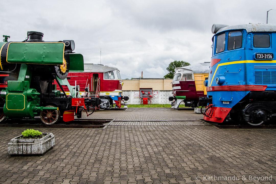 Museum of Railway Technology Brest Belarus-25
