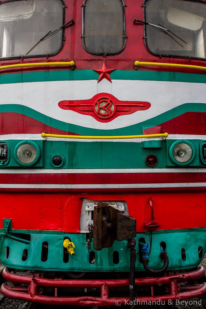 Museum of Railway Technology Brest Belarus-7