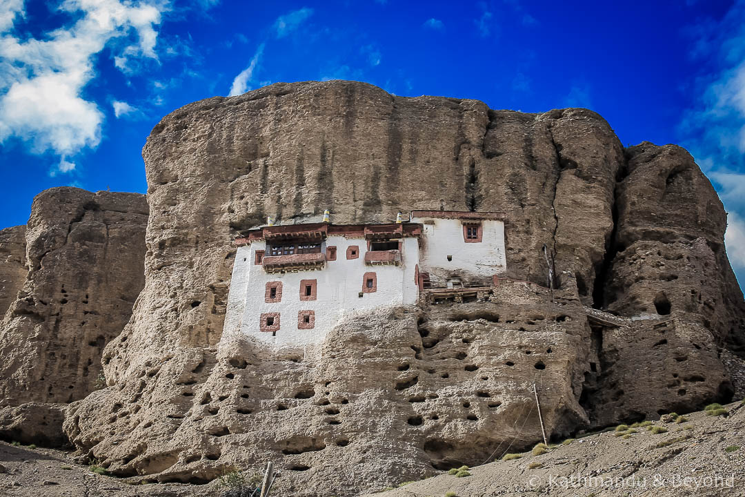 Shergol Monastery Ladakh India 2-Edit