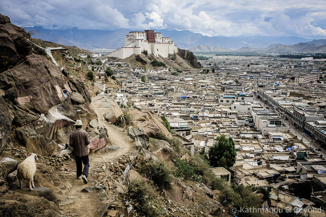 Shigatse Dzong Shigatse Tibet 1