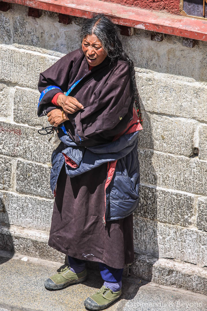 The Jokhang Lhasa Tibet 10