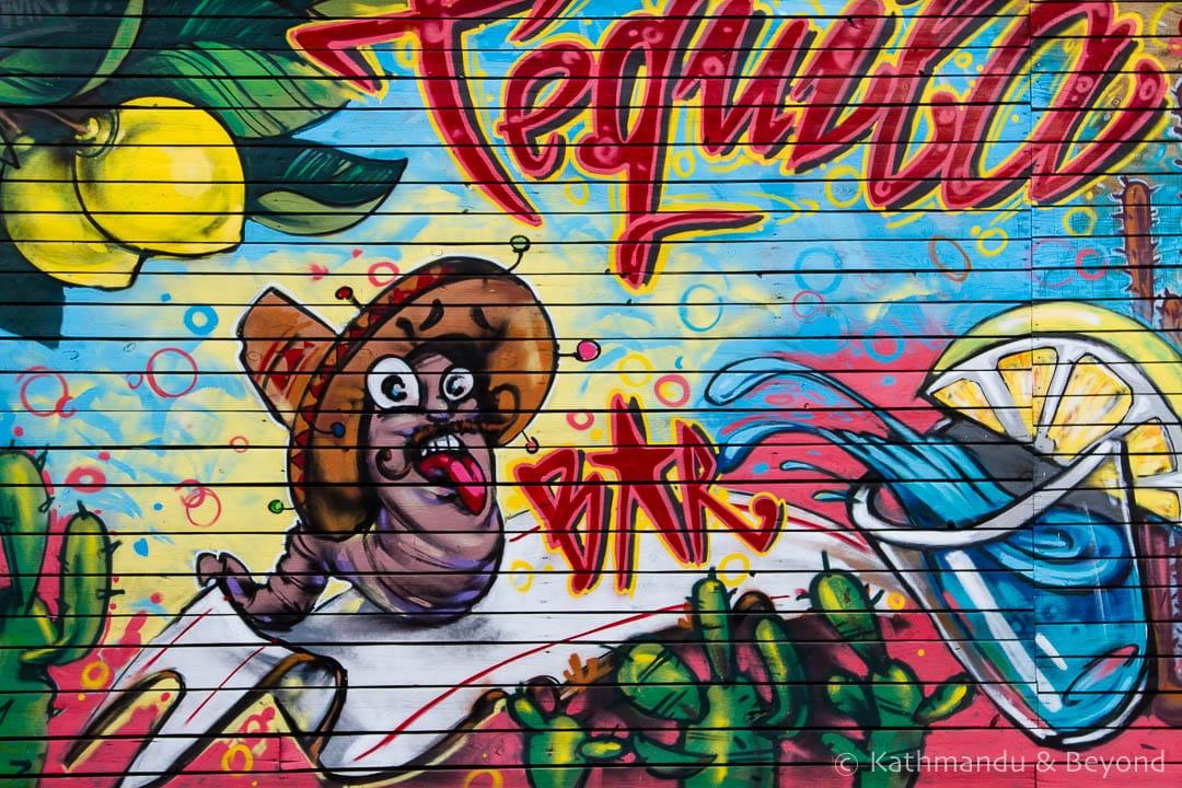 Veliko Tarnovo Street Art Bulgaria