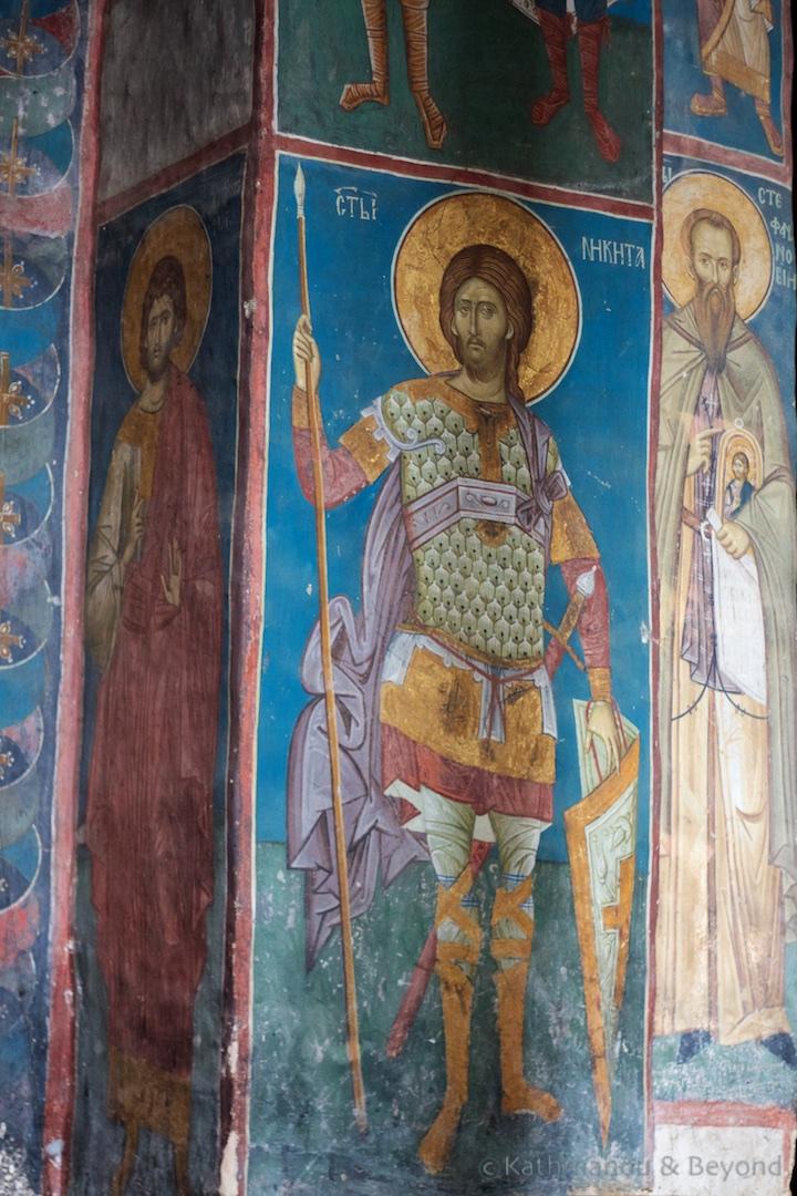 Visoki Decani Monastery Decani Kosovo (4)