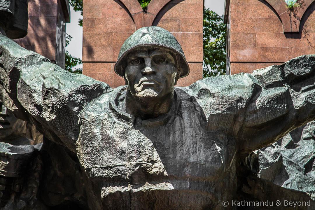 Panfilov Park Great Patriotic War Monument Almaty Kazakhstan