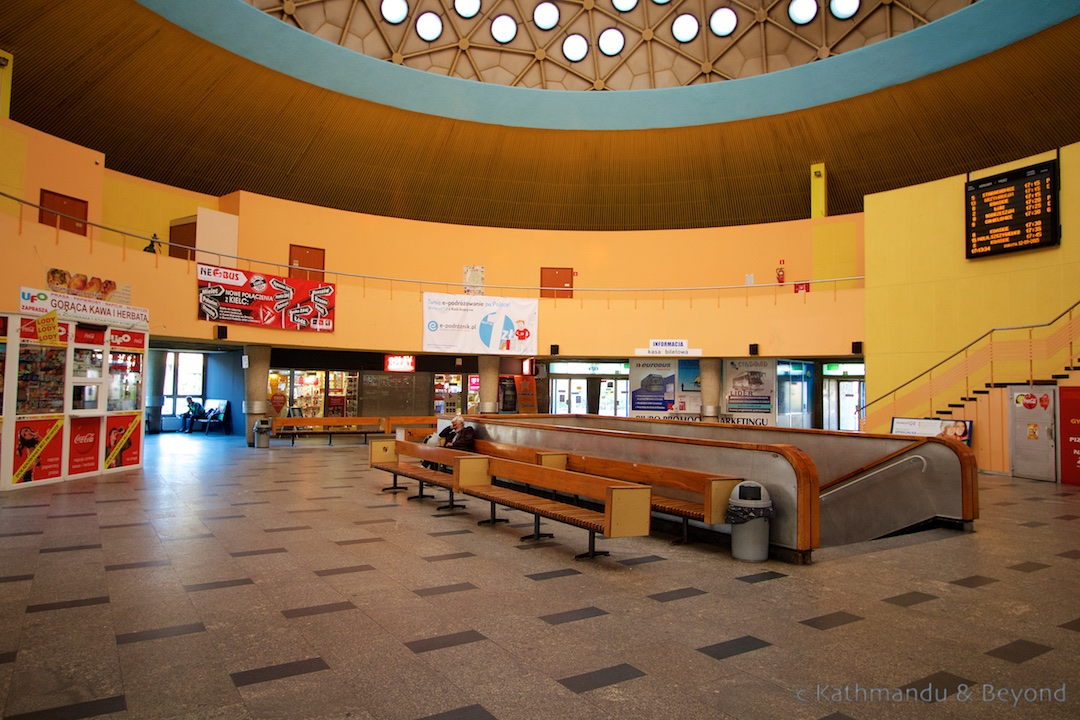 Bus Station Kielce Poland (1)