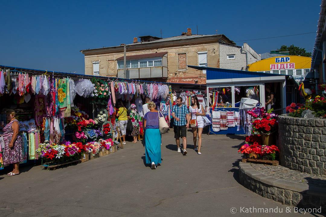 Central Market Uman Ukraine-2