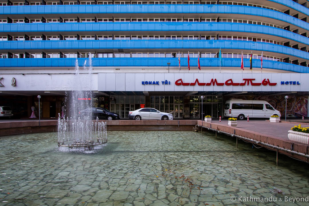 Hotel Alma-ata Almaty Kazakhstan-3-2