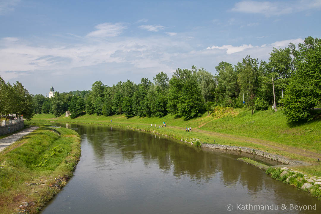 Ostravice River Ostrava Czech Republic | What to do in Ostrava, Czech Republic