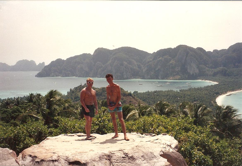 Phi Phi Viewpoint Phi Phi Thailand