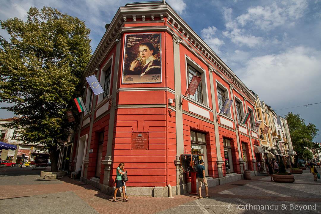 Plovdiv Bulgaria-3-4