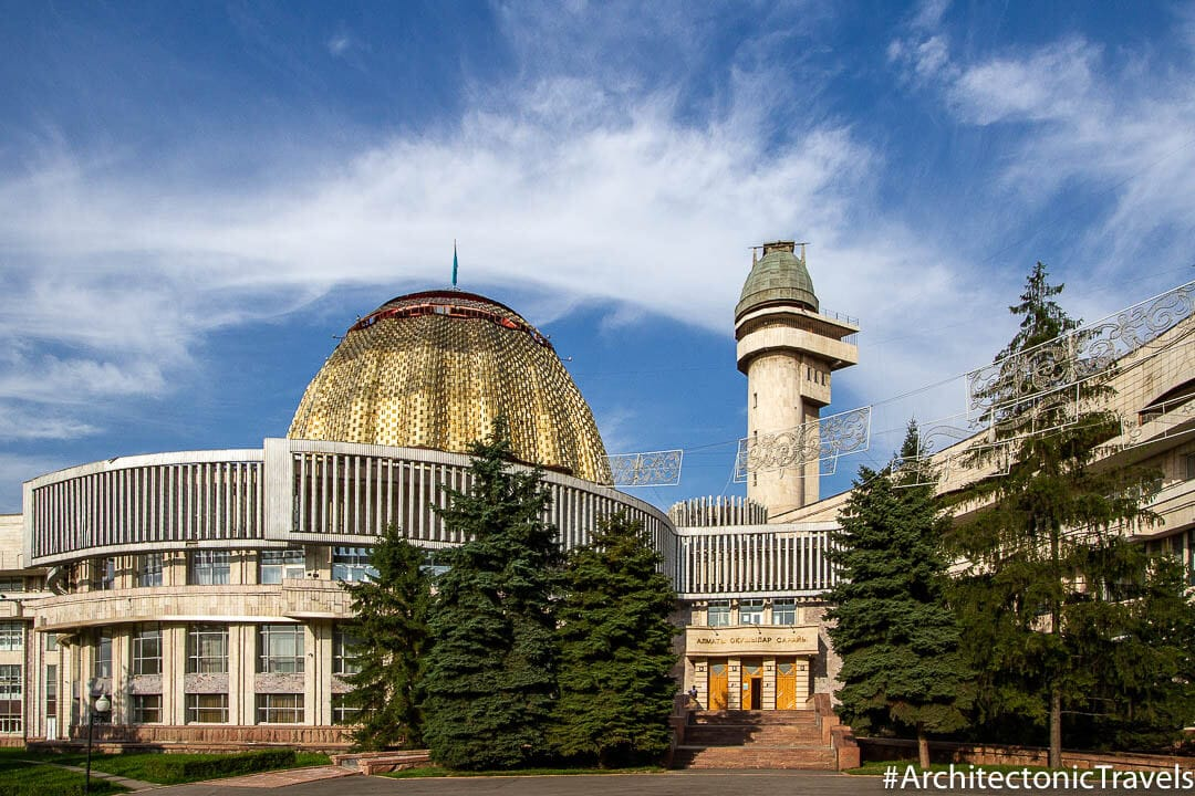 Republican School Children's Palace (Palace of Pioneers) Almaty Kazakhstan-5