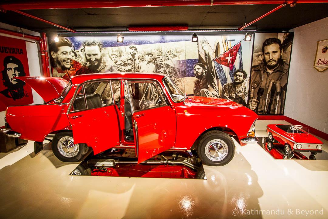 Retro Museum Varna Bulgaria-1
