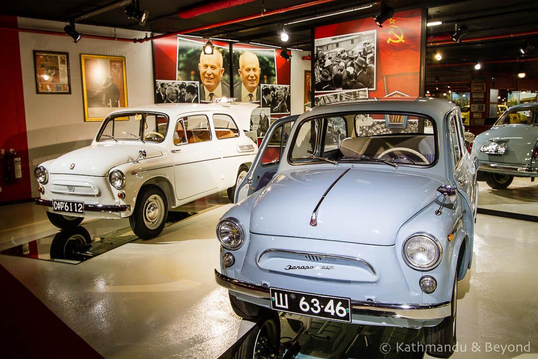 Retro Museum Varna Bulgaria-15