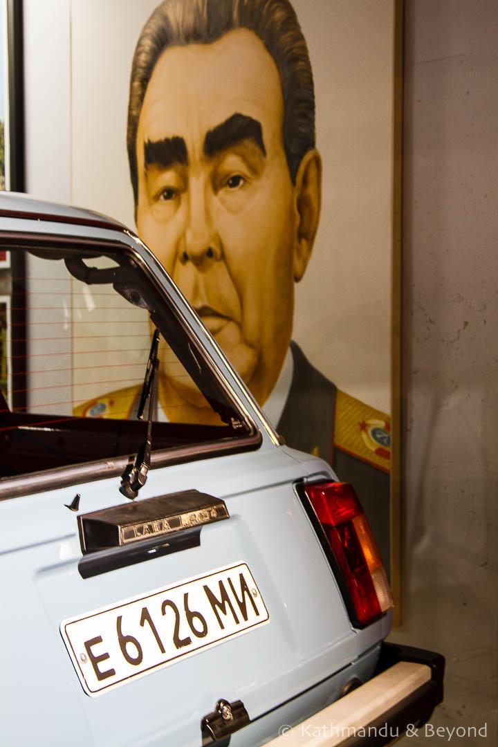 Retro Museum Varna Bulgaria-9