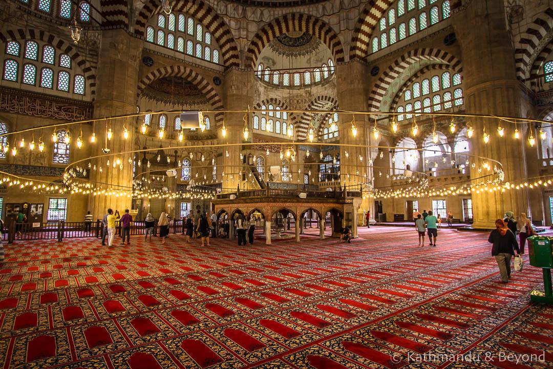 Selimiye Mosque Edirne Turkey-5