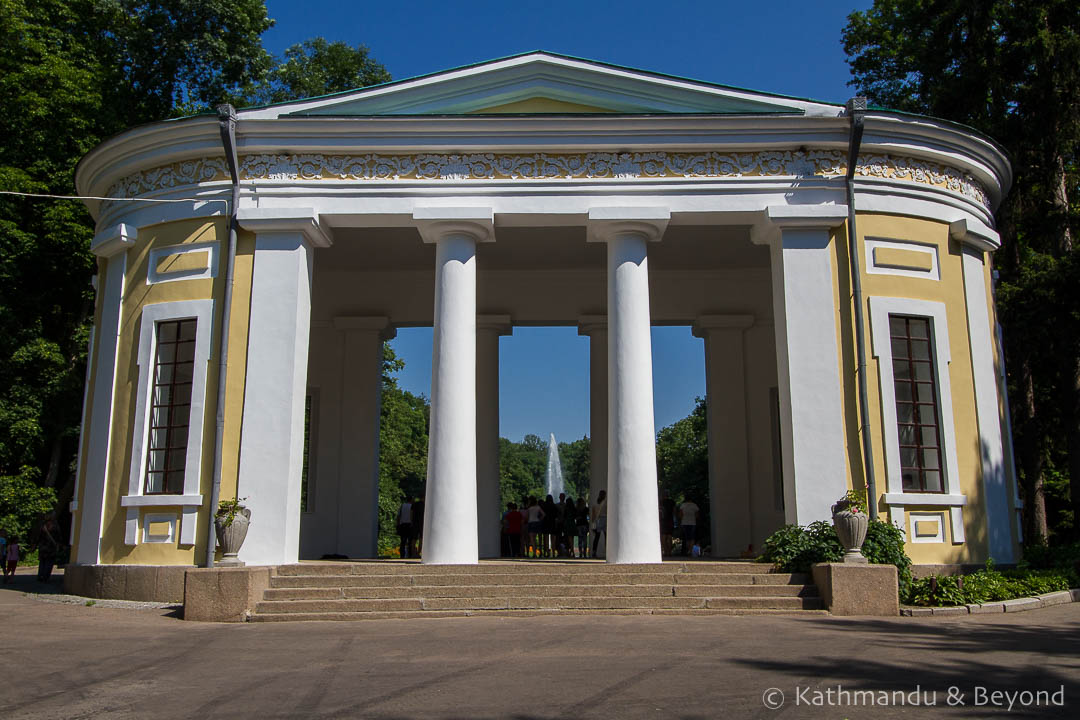 Sofiyivka Park Uman Ukraine | Where to break the journey between Kiev and Odessa in Ukraine
