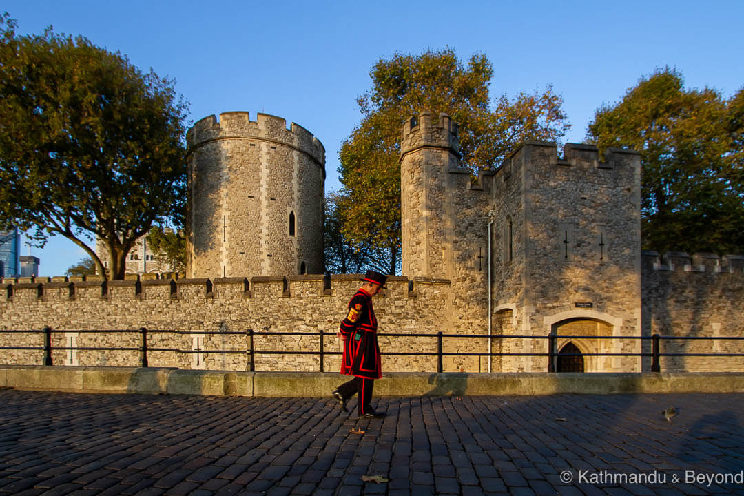 Tower of London London England-5