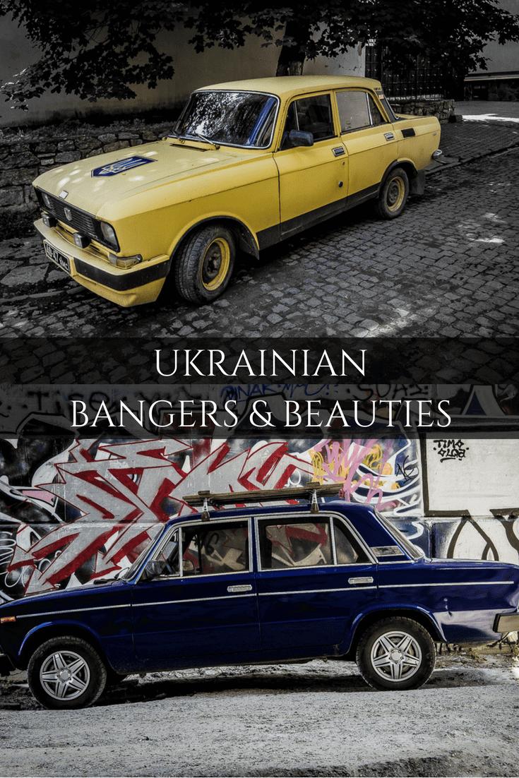 Ukrainian Bangers and Beauties