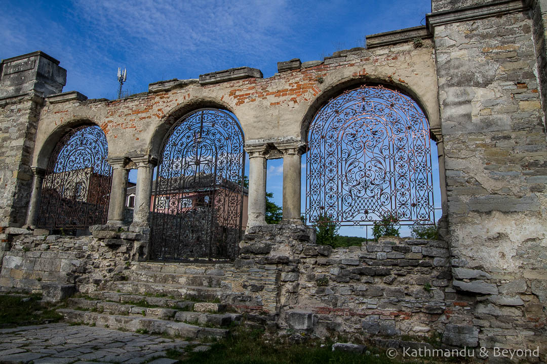 Armenian Church Kamyanets-Podilsky Ukraine-1