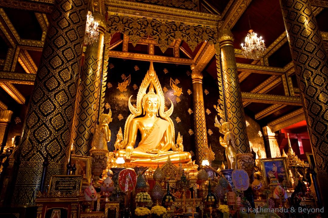 Phra Phuttha Chinnarat Wat Phra Si Ratana Mahathat Phitsanulok Thailand (5)