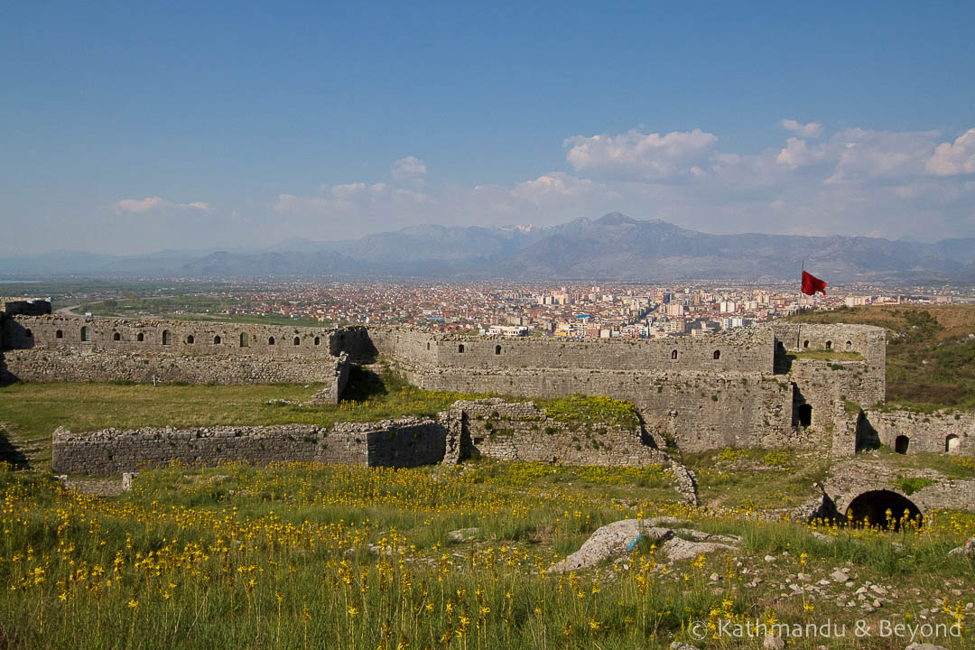 Rozafa Castle Shkoder Albania   Impressions Albania