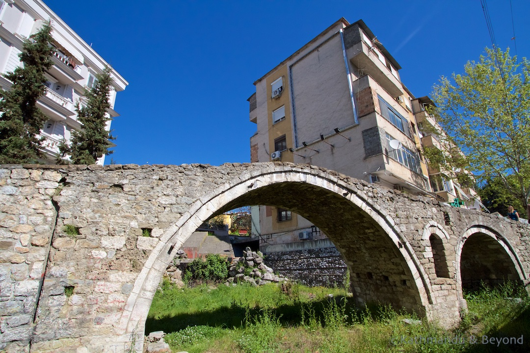 Tanners' Bridge Tirana Albania