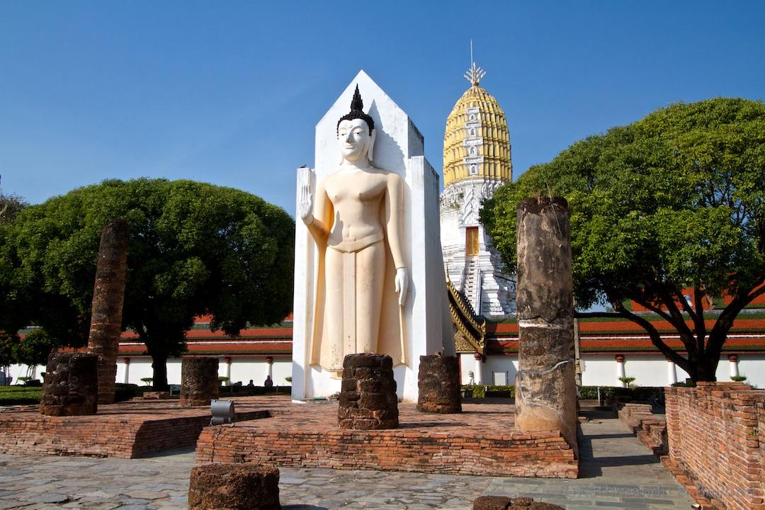 Wat Phra Si Ratana Mahathat Phitsanulok Thailand (8)