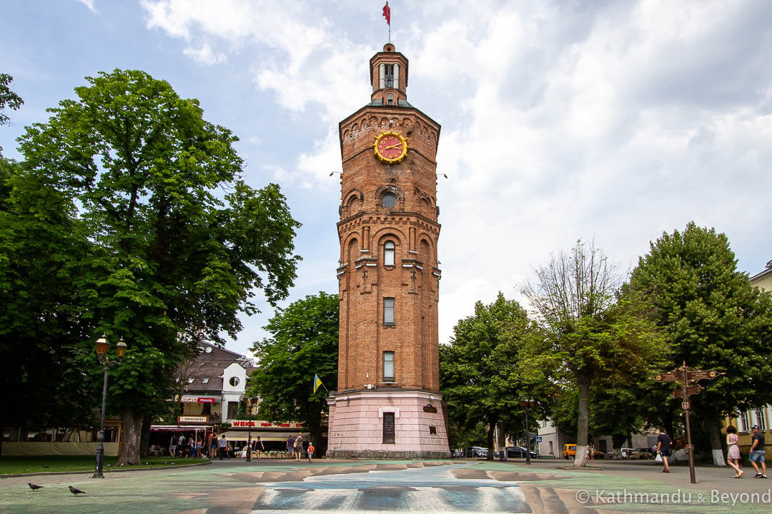 Water Tower Vinnytsia (Vinnytsya) Ukraine-2-3 (1)