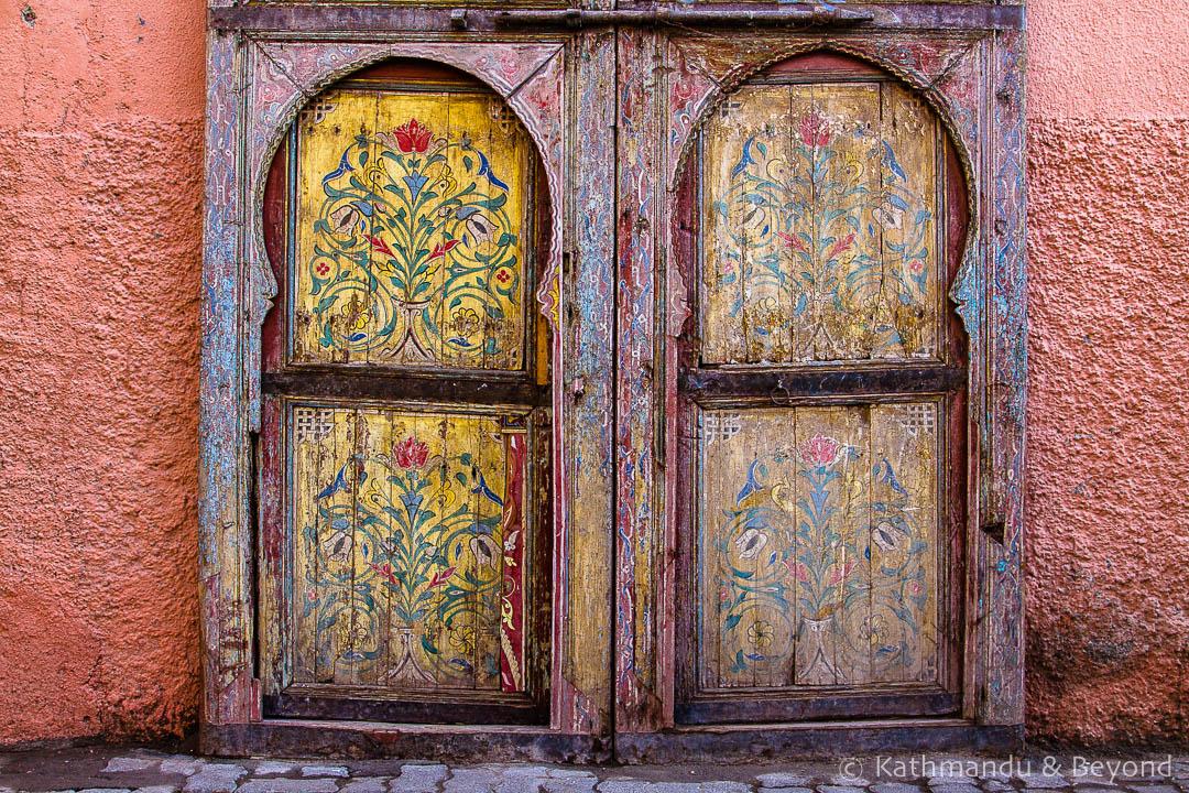 Medina Marrakesh Morocco