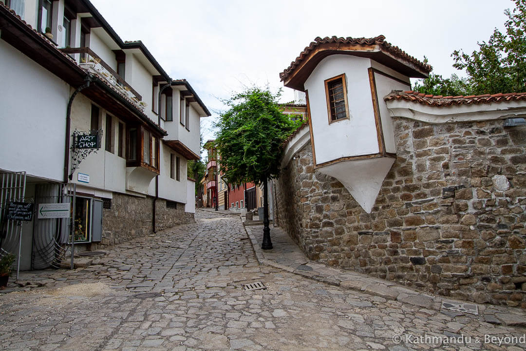 Old Town Plovdiv Bulgaria-1-2-2