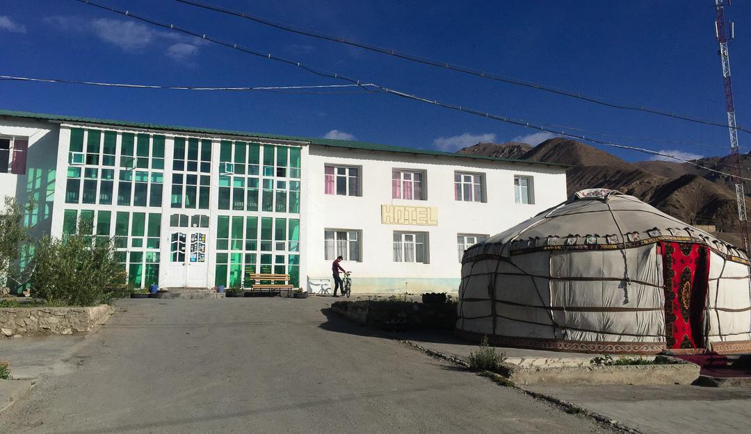 Pamir Hotel Murgab Tajikistan_