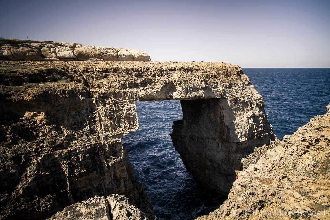 Wied il-Mielah Window Gozos alternative Azure Window
