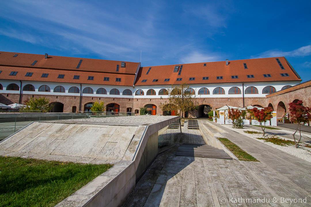Bastion (Fortress) Timisoara Romania -1