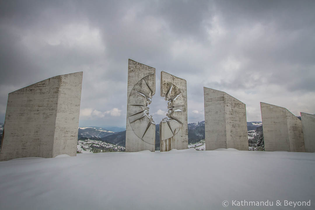 Kadinjaca Memorial Complex
