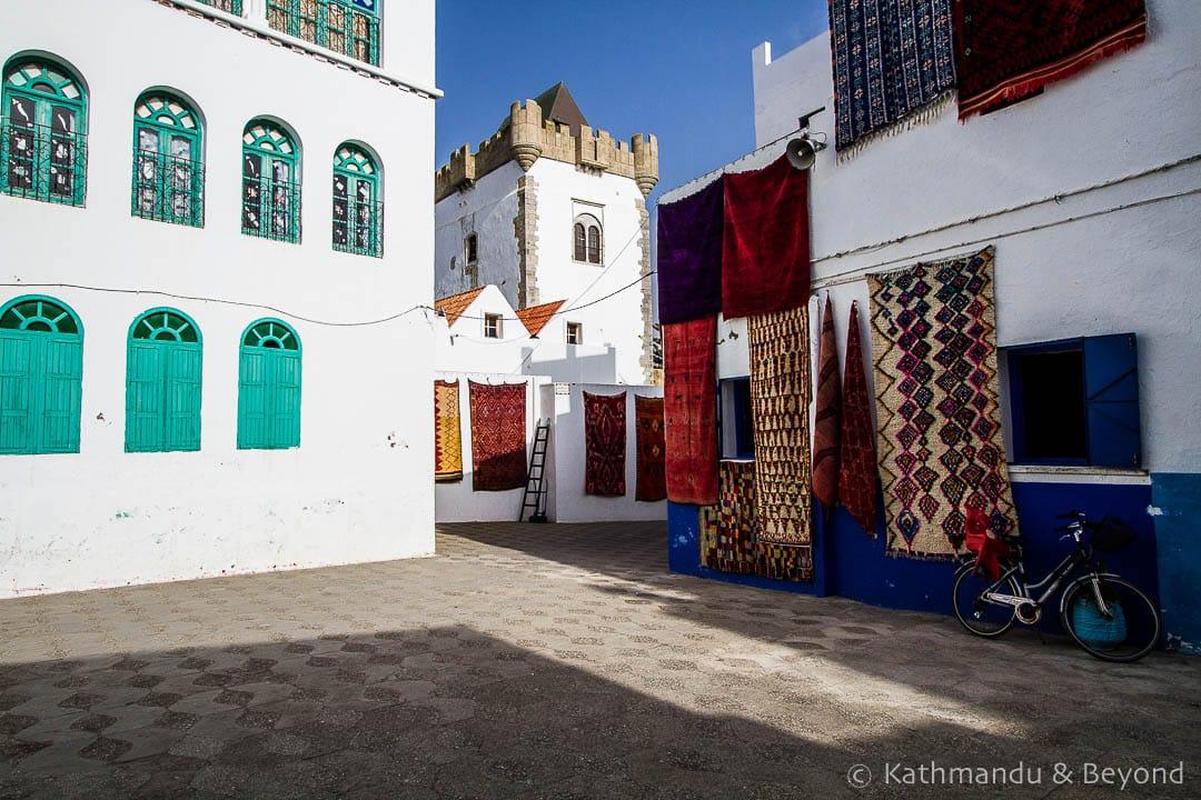 Medina Asilah Morocco