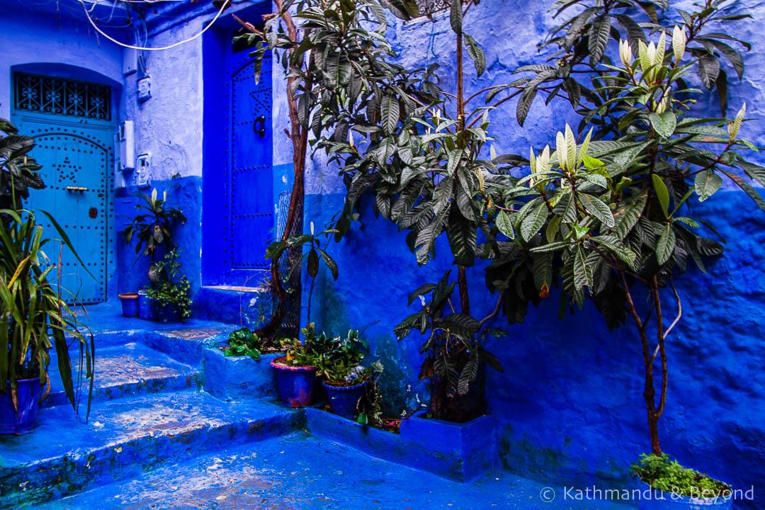 Medina Chefchaouen Morocco