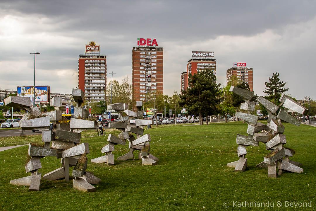 New Belgrade Belgrade Serbia
