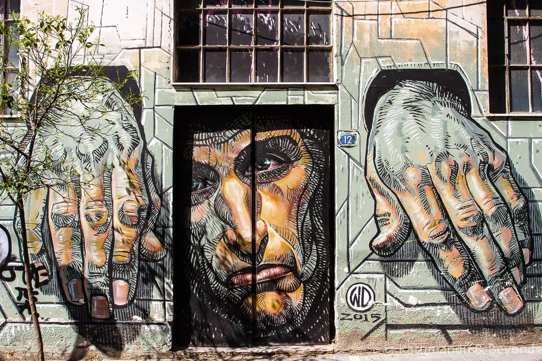 Street Art Psyri (Psiri) Athens Greece-57