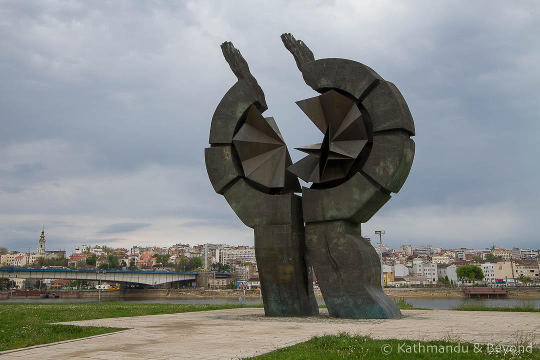 Sajmiste (Semlin) Concentration Camp New Belgrade Belgrade Serbia-22