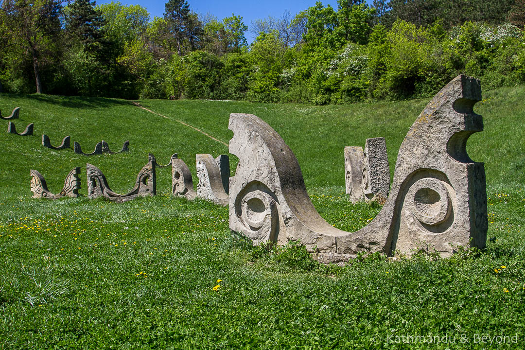 Slobodiste Memorial Complex Krusevac Serbia