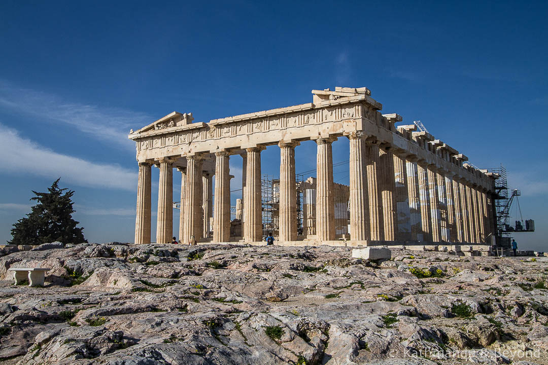 The Parthenon Acropolis Athens Greece-1-2