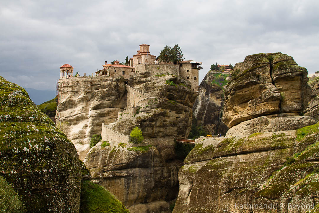 Varlaam Monastery Meteora Greece-2