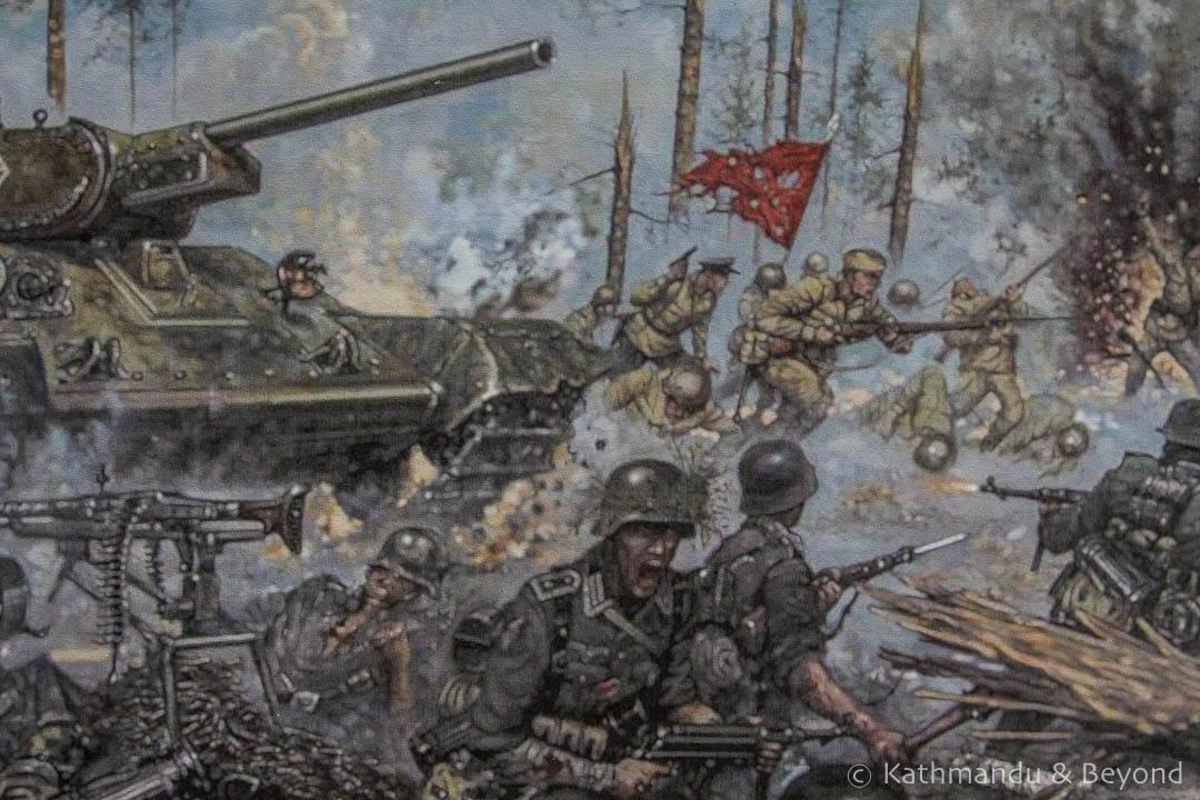 Belarusian Great Patriotic War Museum Minsk Belarus-19