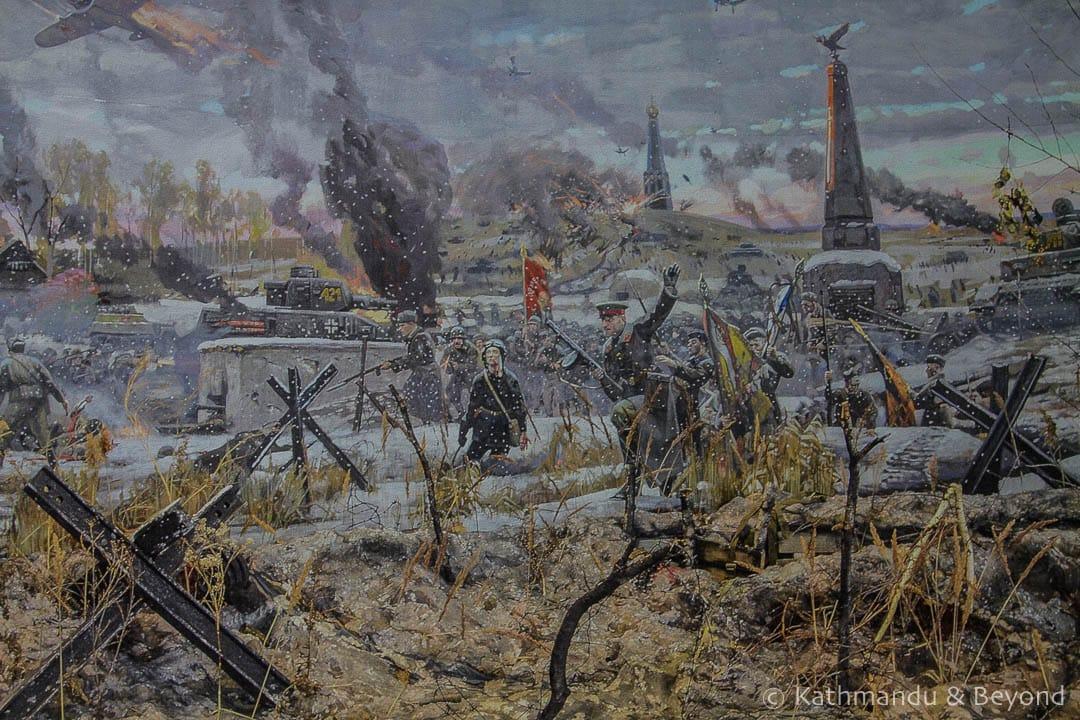 Belarusian Great Patriotic War Museum Minsk Belarus-21