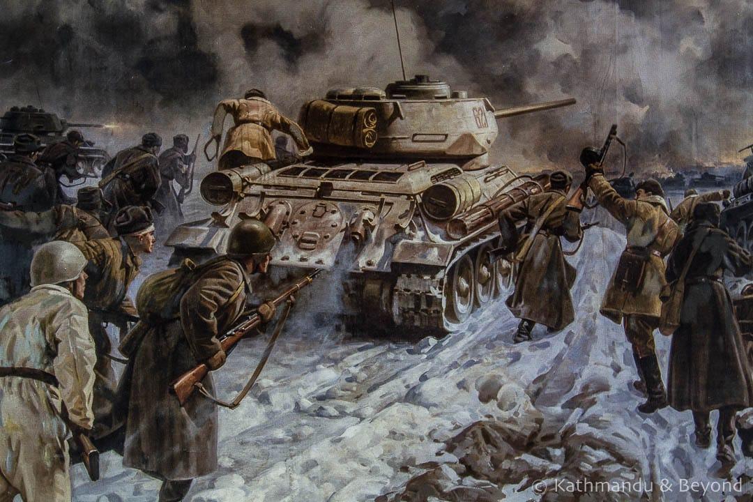 Belarusian Great Patriotic War Museum Minsk Belarus-22