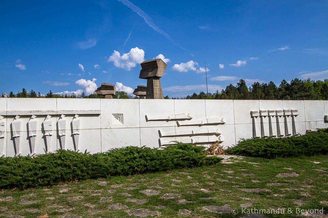 Bubanj Memorial Park (The Three Fists) Nis Serbia-1