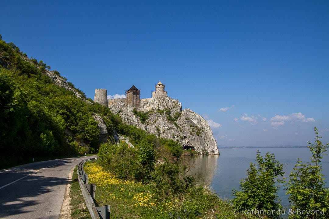 Golubac Fortress Danube Serbia-1