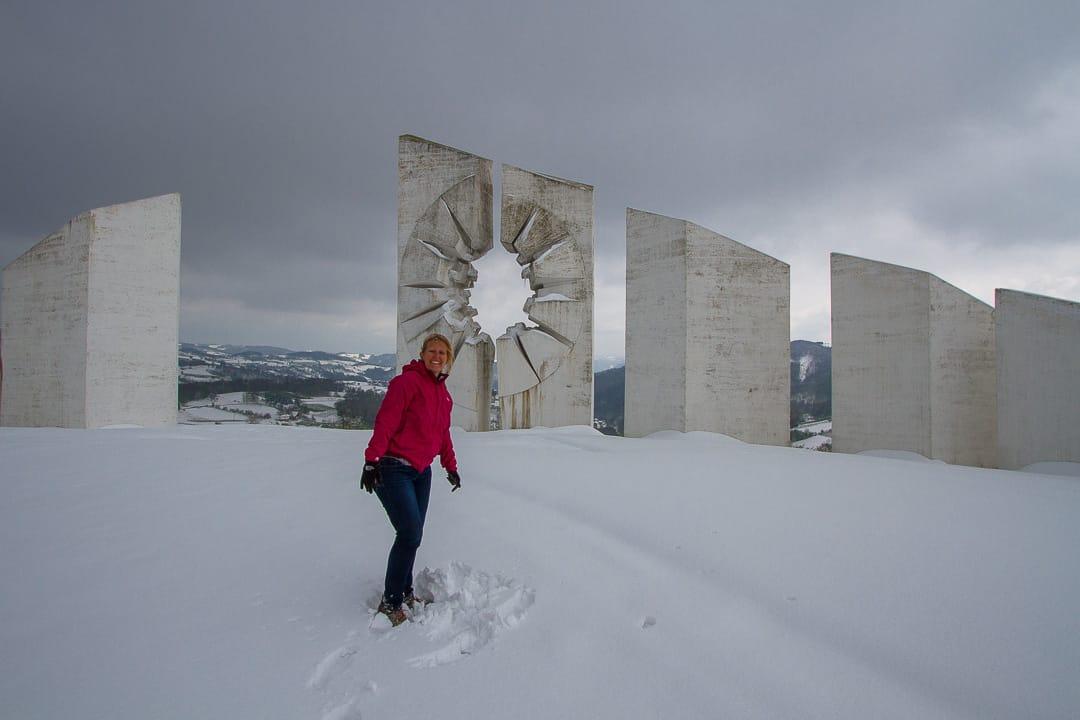 Kadinjaca Memorial Complex Uzice Serbia-21 copy